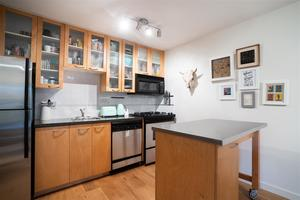 Downtown VW Condo for sale:  1 bedroom 567 sq.ft. (Listed 2020-02-26)