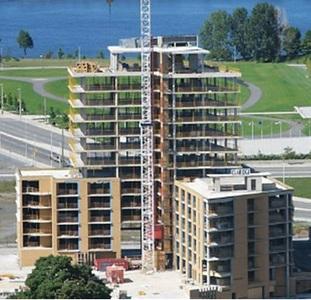 Downtown Condominium: Le Breton Flats Building One