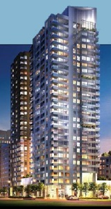 Downtown  Condominium: The Tribeca