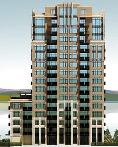Ottawa Condominium: The Continental