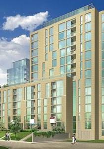 Downtown Condominium: Le Breton Flats Building Two