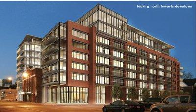 Centretown Condominium: Central