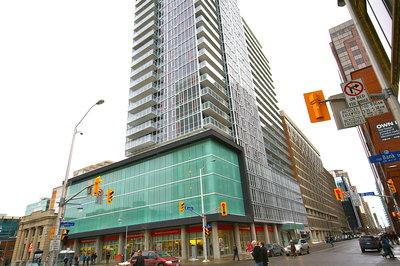 Centretown Condominium: The Mondrian