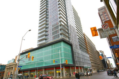 Centretown Condominium: The Mondrian