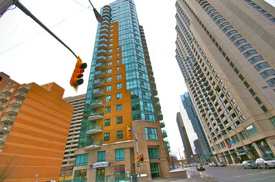 Centretown Condominium: The Pinnacle