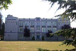 Point Grey Secondary.
