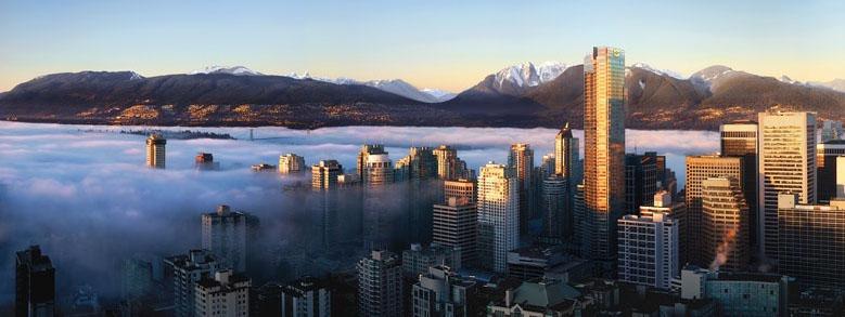 Vancouver scenic pict.