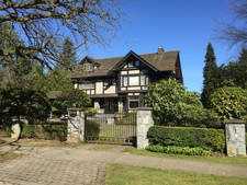 Shaughnessy House for sale:  6 bedroom 9,218 sq.ft. (Listed 2016-03-07)