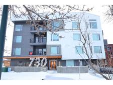 Renfrew Condo for sale:  1 bedroom 629 sq.ft. (Listed 2017-11-14)