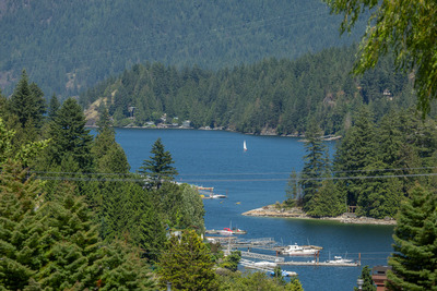 Gorgeous Water Views from Deep Cove! Your Dream Home Awaits