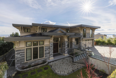 Amazing Views from All 3 Levels Of This Magnificent Home