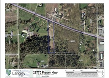 Langley Acreage for Sale for sale:    (Listed 2017-11-22)