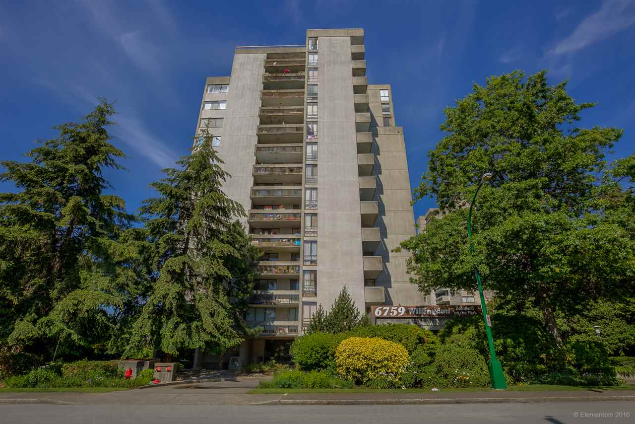 Metrotown Condo for sale:  1 bedroom 631 sq.ft. (Listed 2017-04-07)