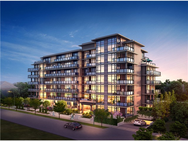 Coquitlam West Condo for sale:  1 bedroom 602 sq.ft. (Listed 2017-04-07)