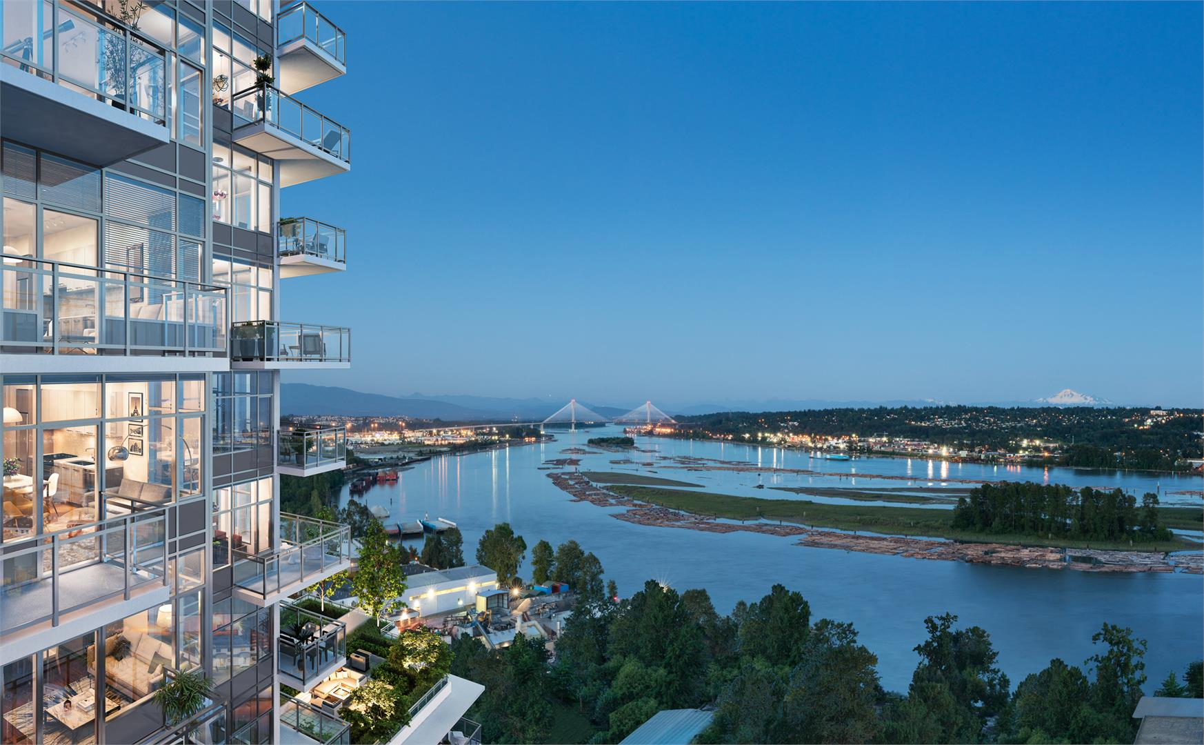 Sapperton Condo for sale:  2 bedroom 845 sq.ft. (Listed 2017-09-29)
