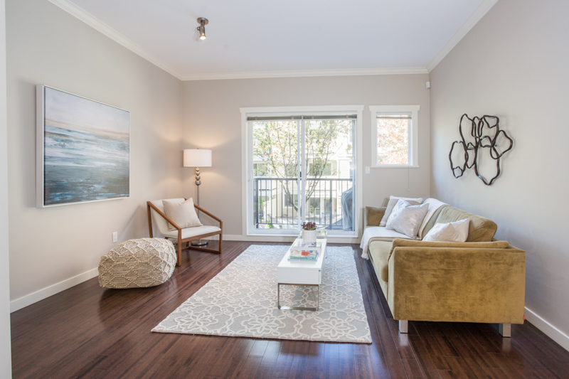 South Slope Townhouse for sale:  2 bedroom 1,035 sq.ft. (Listed 2017-10-02)