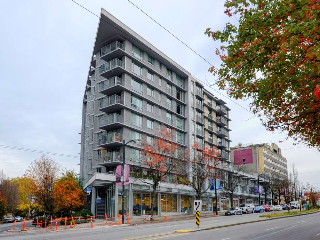 Mount Pleasant East Condo for sale:  1 bedroom 552 sq.ft. (Listed 2017-12-06)