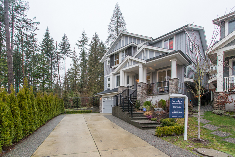 Burke Mountain House for sale:  7 bedroom 3,971 sq.ft. (Listed 2018-02-05)