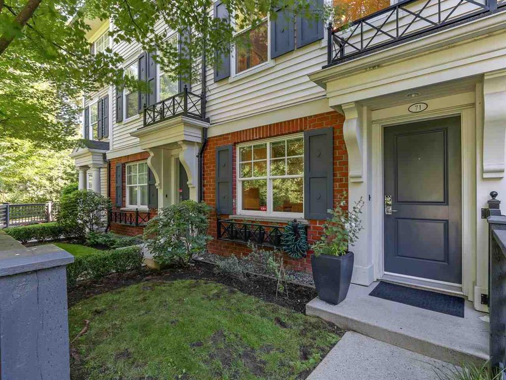Port Moody Centre Townhouse for sale:  2 bedroom 1,322 sq.ft. (Listed 2018-08-23)