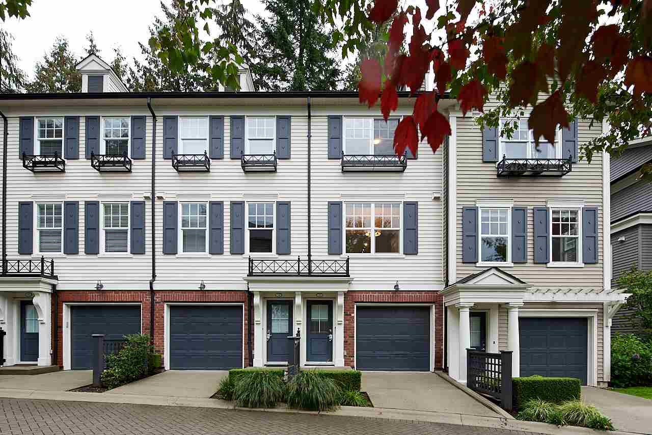 Port Moody Centre Townhouse for sale:  3 bedroom 1,327 sq.ft. (Listed 2018-10-17)