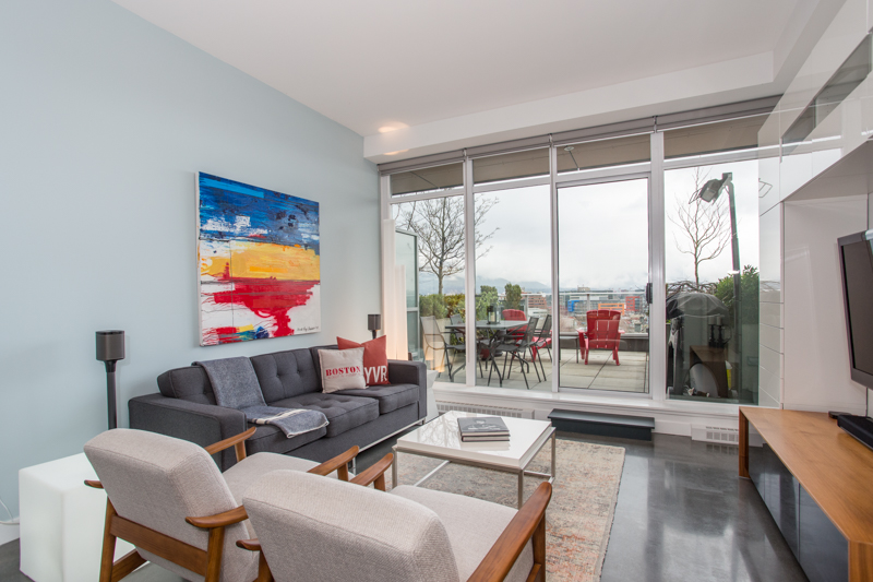 Vancouver Condo for sale:  2 bedroom  (Listed 2019-01-26)