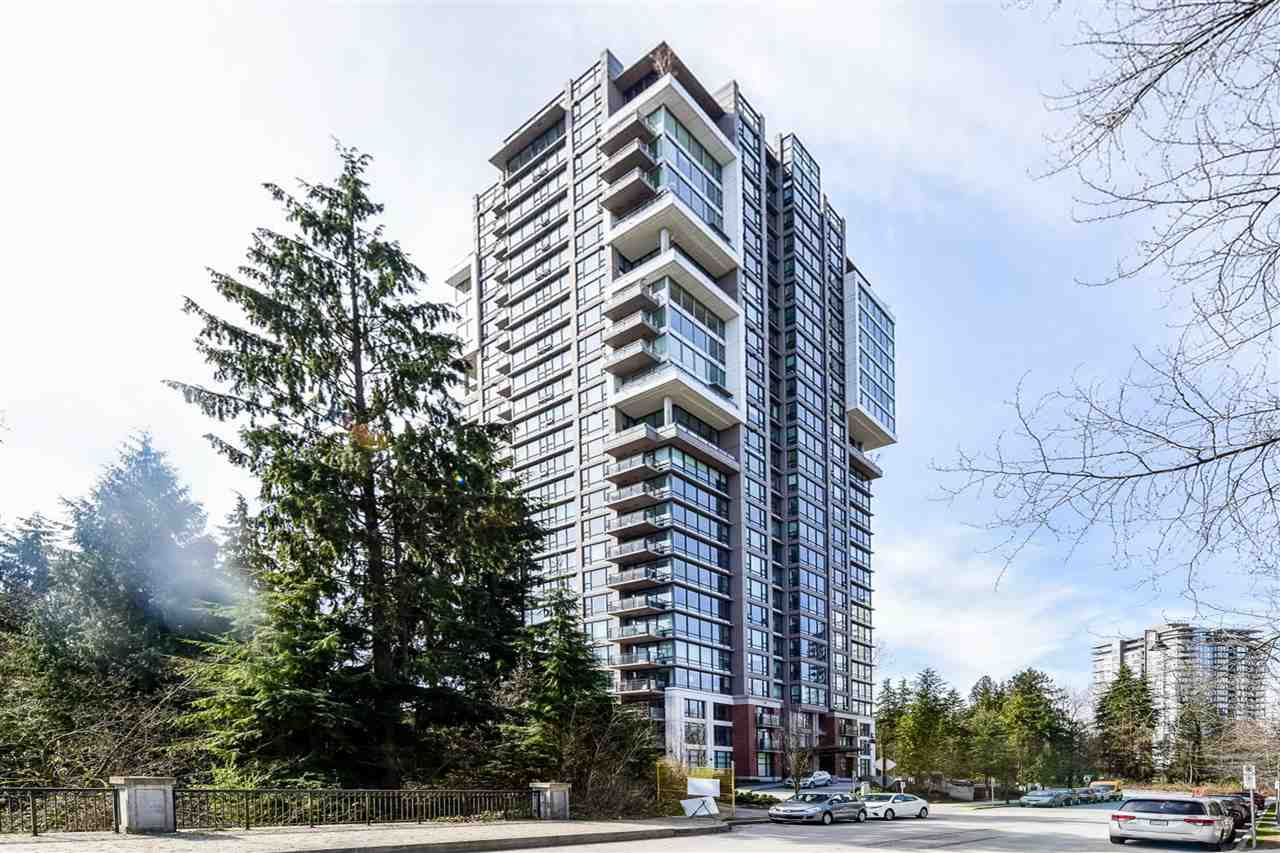 Port Moody Centre Condo for sale:  2 bedroom 843 sq.ft. (Listed 2019-06-04)