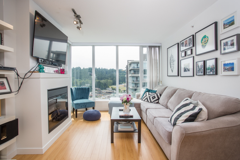 Port Moody Condo for sale:  2 bedroom  (Listed 2019-07-11)