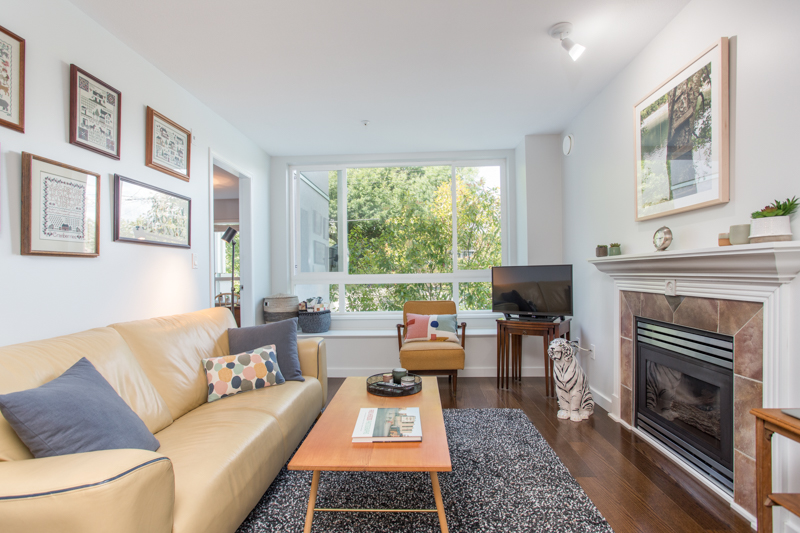 Vancouver Apartment for sale:  2 bedroom 804 sq.ft. (Listed 2019-07-22)