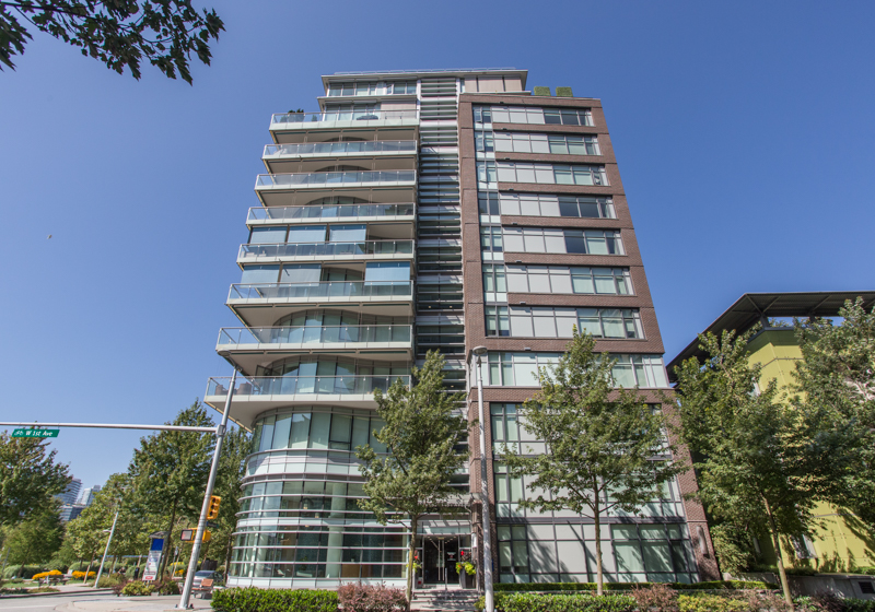False Creek Condo for sale:  2 bedroom 816 sq.ft. (Listed 2018-11-23)