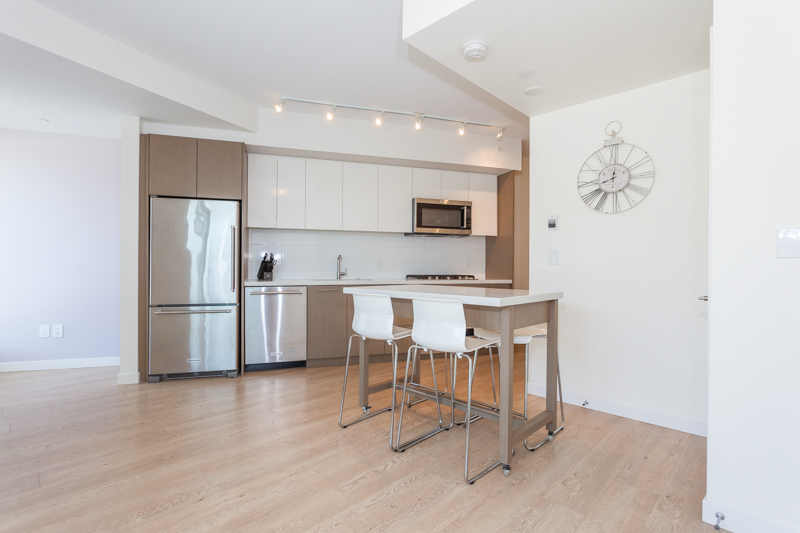 Vancouver Apartment for sale:  1 bedroom 509 sq.ft. (Listed 2019-09-21)