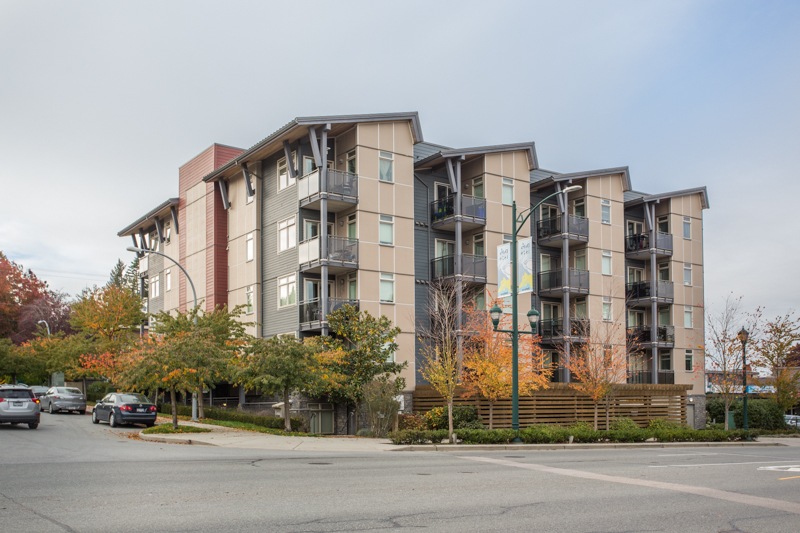 Tsawwassen Apartment for sale:  2 bedroom 863 sq.ft. (Listed 2019-10-29)