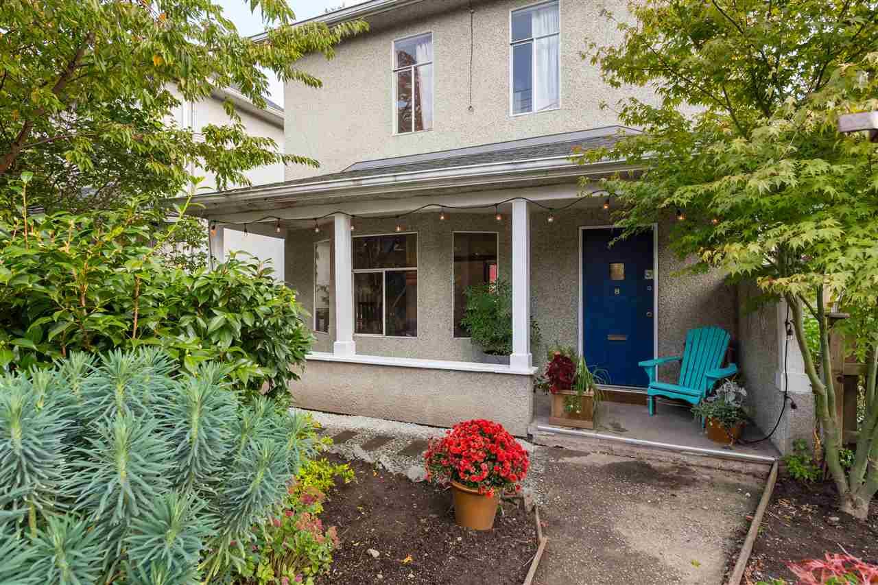 Strathcona House for sale:  3 bedroom 2,394 sq.ft. (Listed 2019-12-15)