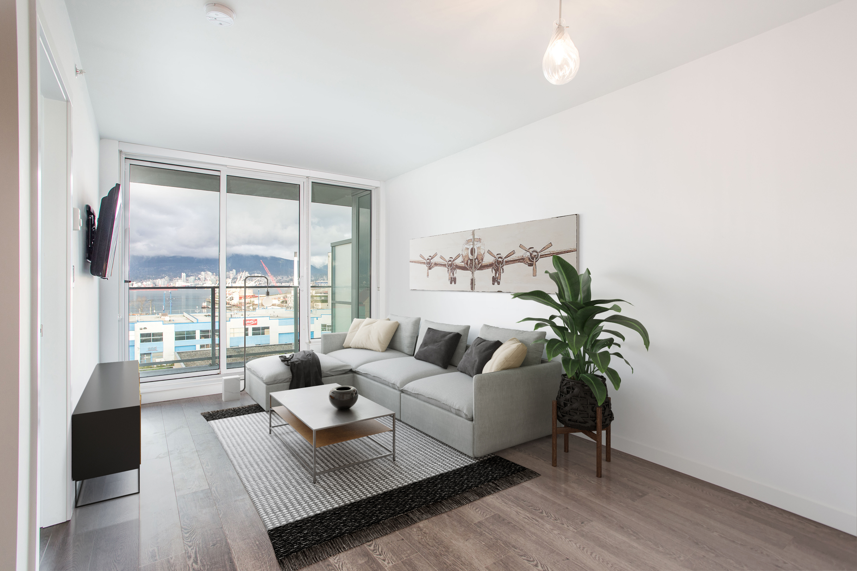 Vancouver Condo for sale:  1 bedroom 583 sq.ft. (Listed 2020-01-27)
