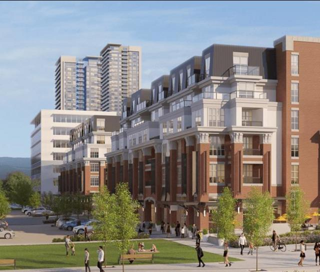 Langley Condo for sale:  1 bedroom 755 sq.ft. (Listed 2020-02-21)