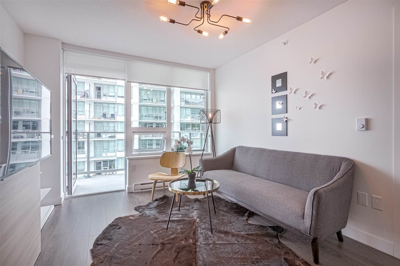 Quay Condo for sale:  1 bedroom 551 sq.ft. (Listed 2020-03-31)