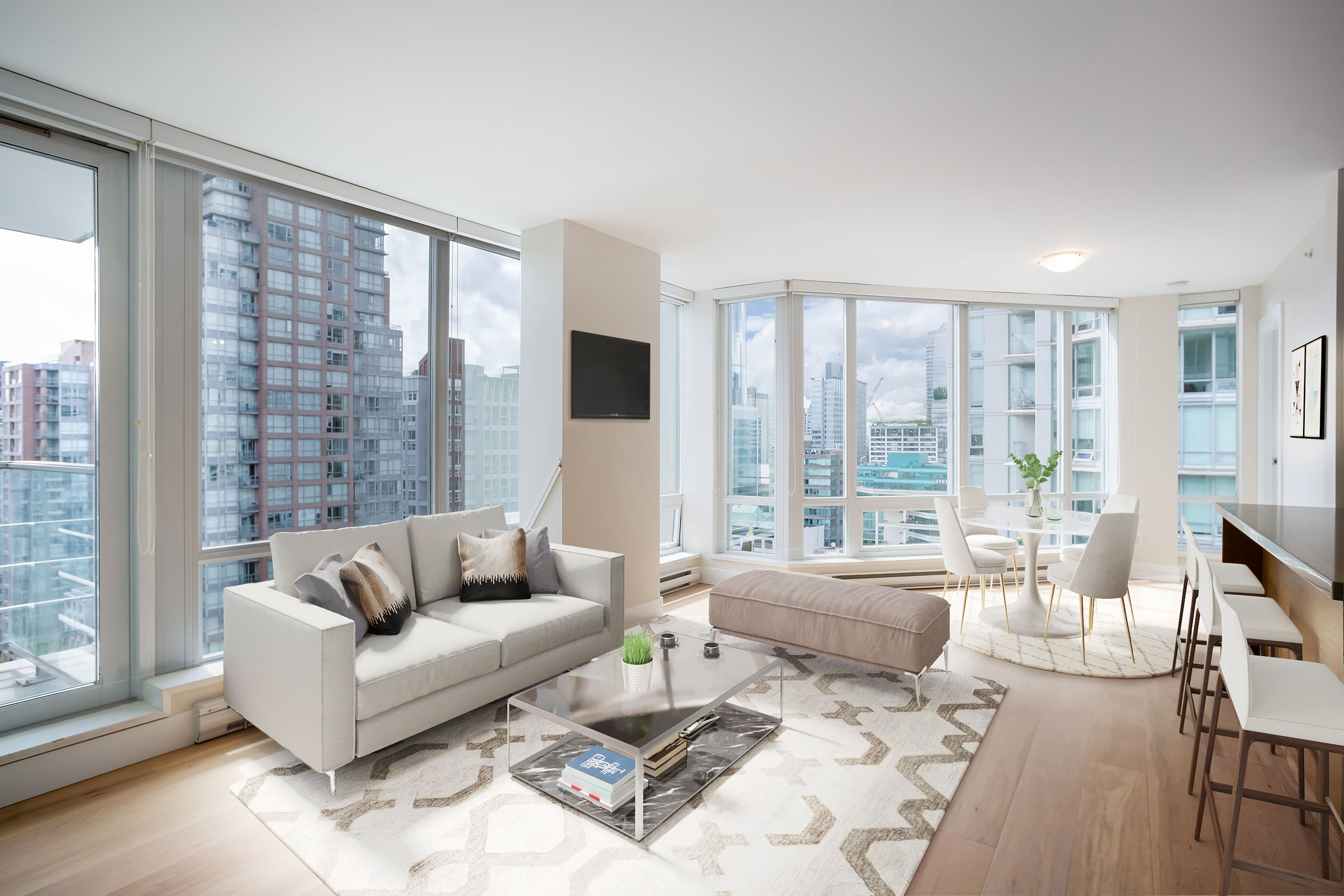 Vancouver Condo for sale:  2 bedroom 760 sq.ft. (Listed 2020-06-16)