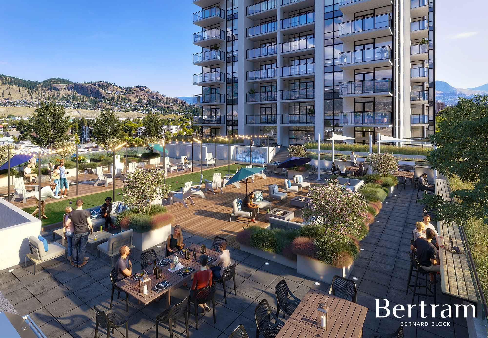 Kelowna Apartment for sale:  1 bedroom 446 sq.ft. (Listed 2020-10-06)