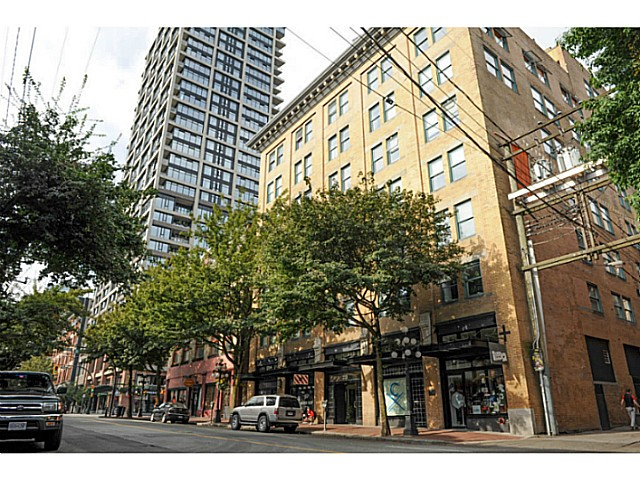 Gastown Condo for sale:  Studio 573 sq.ft. (Listed 2017-04-07)