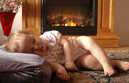 resize baby sleeping pic