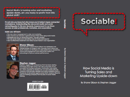 Sociable Book Cover