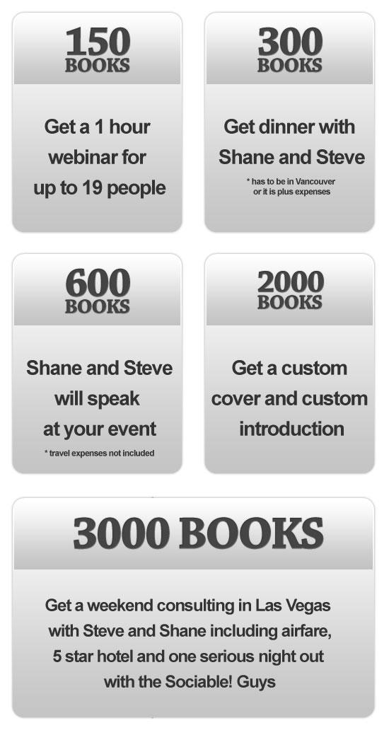 Buy the Book in Bulk