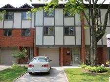Mississauga Townhouse for sale:  3 bedroom