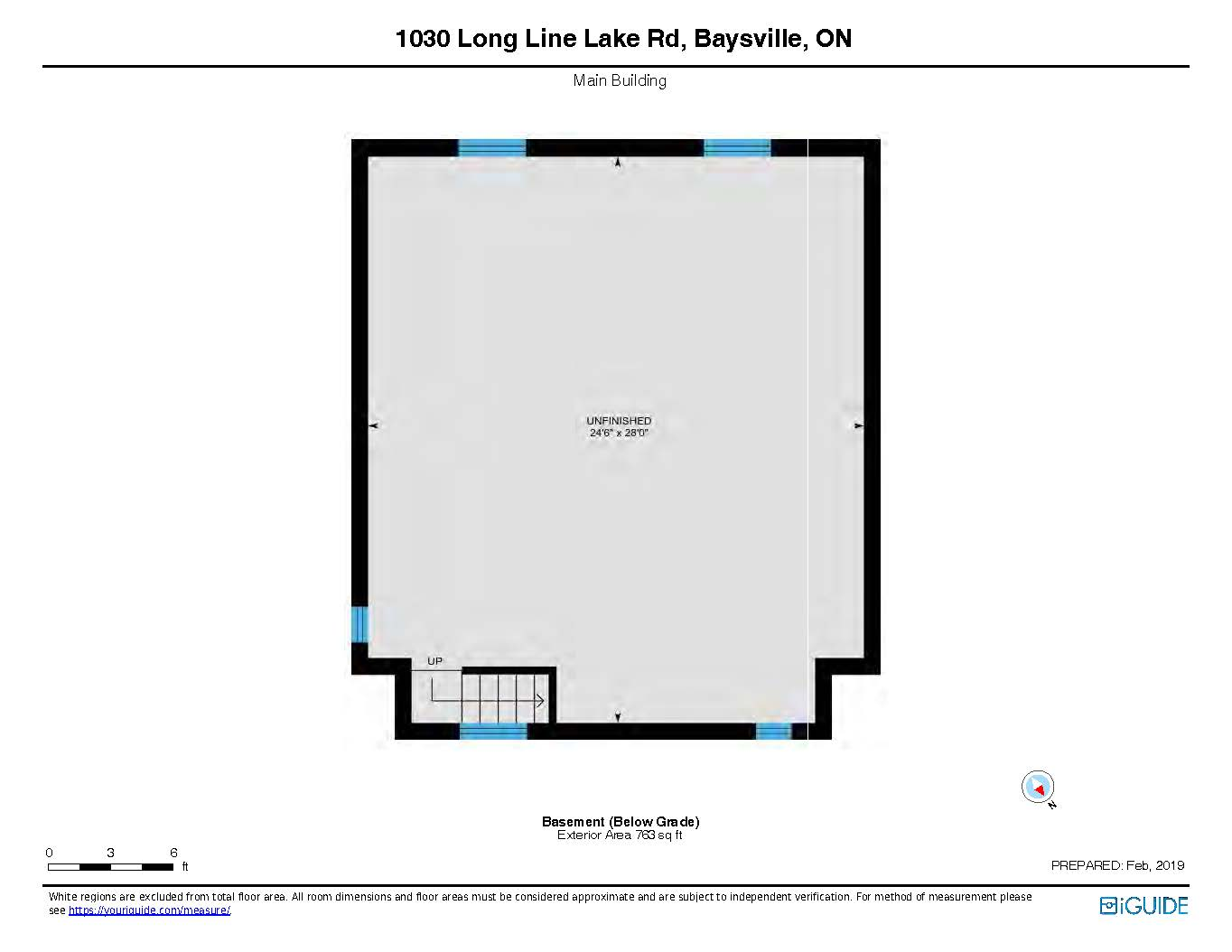 1030 Long Line Lake Road Baysville, ON Floor Plan