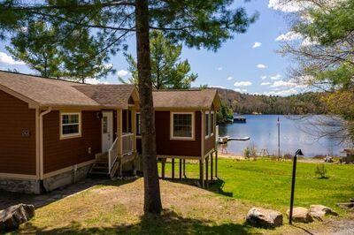 Lake of Bays Cottage for sale: Blue Water Acres 3 bedroom 1,496 sq.ft. Week 8