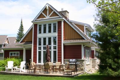 Baysville House for sale: The Landscapes 3 bedroom 2,190 sq.ft.
