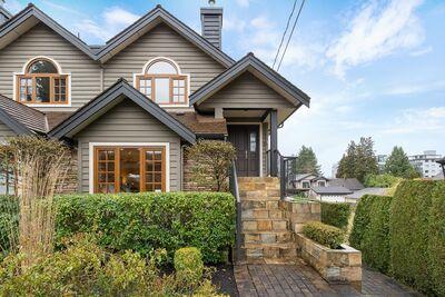 West Vancouver 1/2 Duplex:  3 bedroom  Stainless Steel Appliances, Granite Countertop, Dark Hardwood Floors