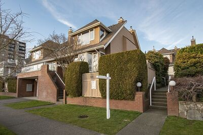 Central Lonsdale Townhouse for sale: VR 2114 3 bedroom  Stainless Steel Appliances, European Appliance, Hardwood Floors 1 sq.ft. (Listed 2021-03-09)
