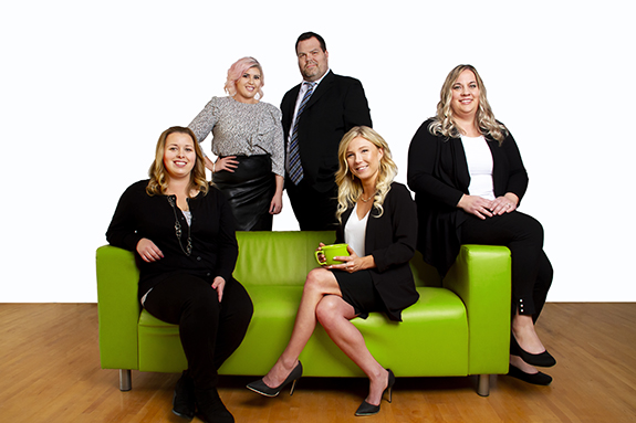 Lime Green Realty Team Photo
