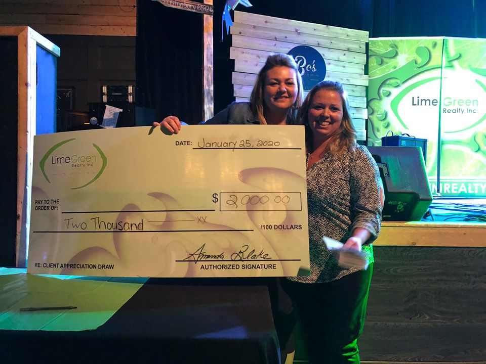 Jessica Leclair - $2,000 Grand Prize Winner
