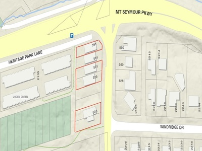 North Vancouver Land assembly for sale:  Land  (Listed 2020-03-04)